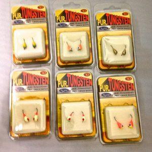 Tungsten Ice Fishing Jigs and Lures at Pur.Tungsten