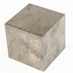 Tungsten Cube Block Weights from Pur.Tungsten