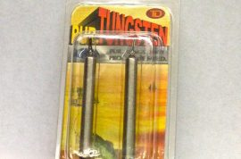 Tungsten Skinny Fishing Drop Shots