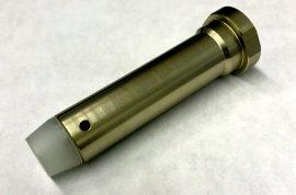 AR-15 Carbine Buffers, Anodized Light Gold 3oz